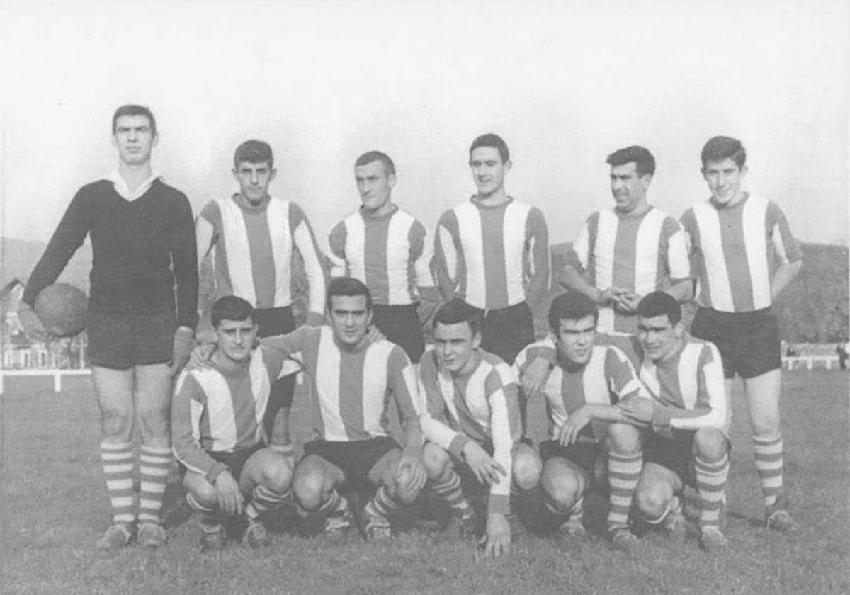 Amurrio club 1964-65