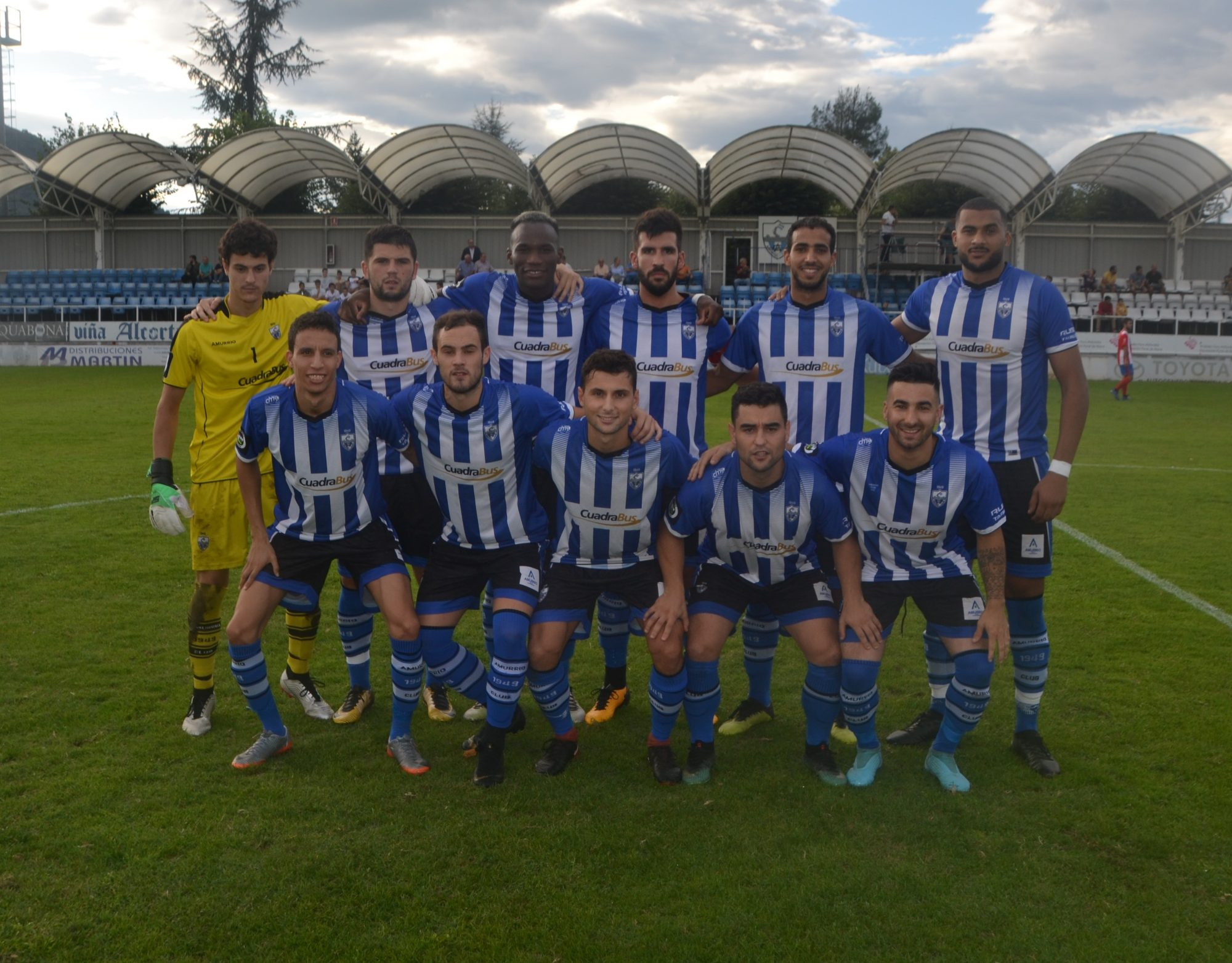 EQUIPO INICIAL