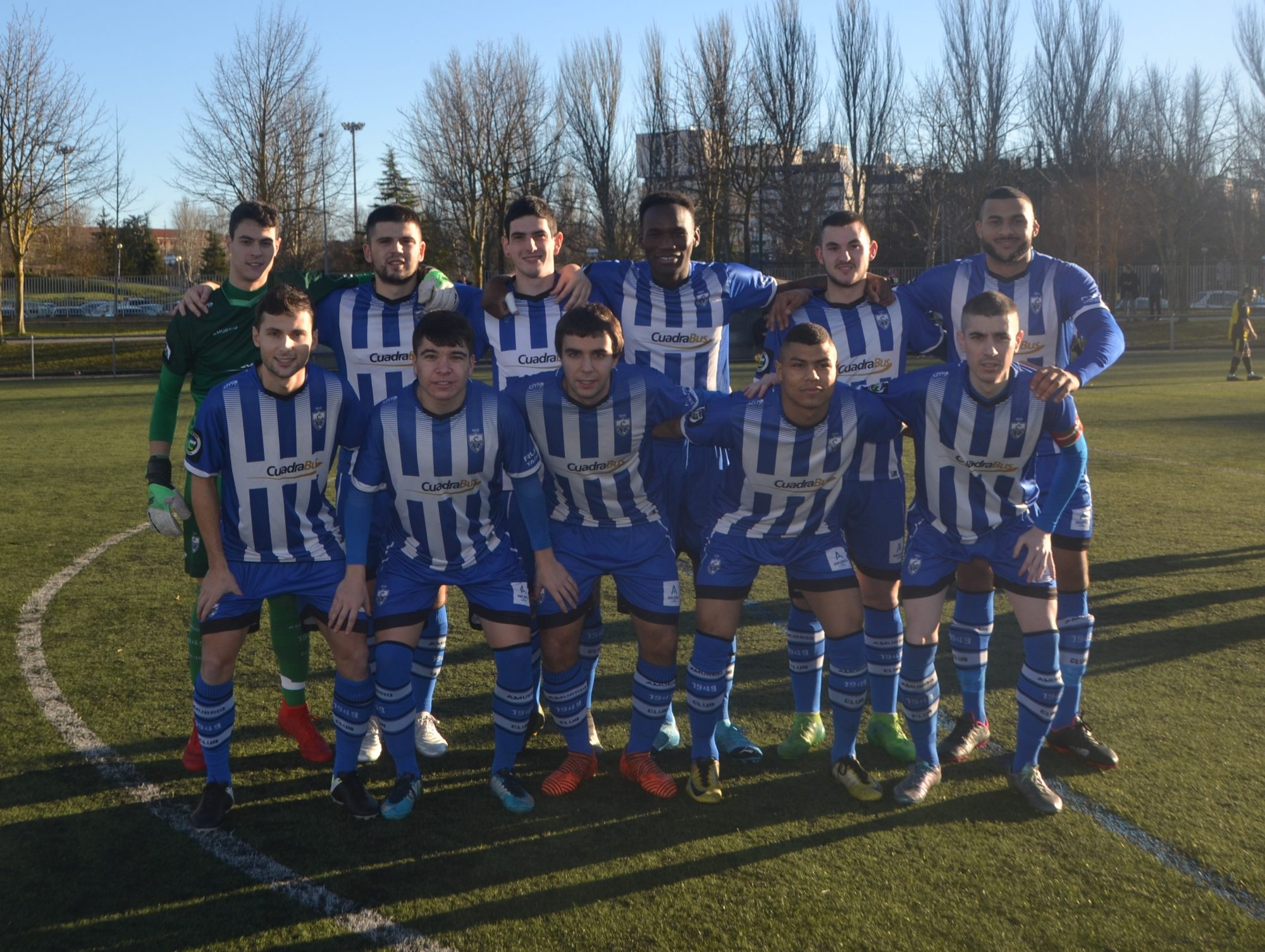 AMURRIO CLUB (11-01-2020)